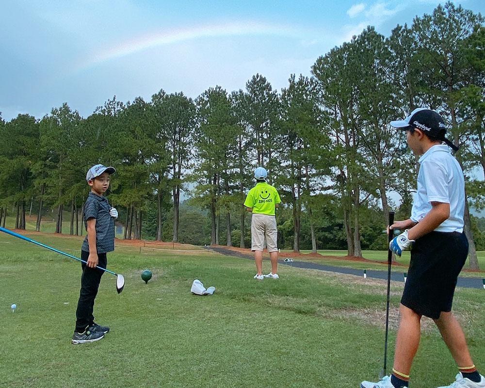 ゴルフアカデミーについて