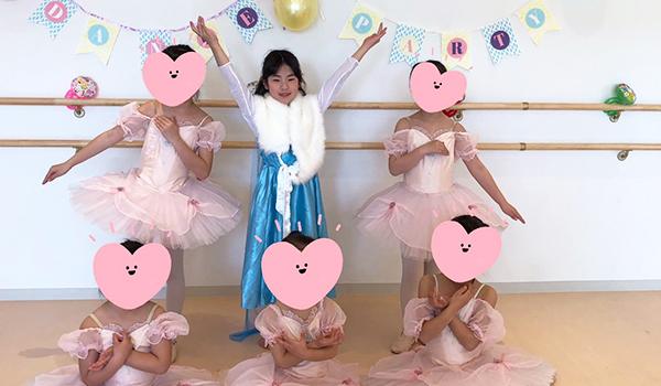 ダンス・バレエ